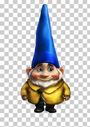 Library of free clip black and white stock gnomes png