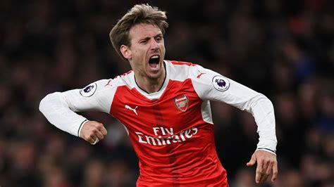 Nacho Monreal: I am happy to stay at Arsenal for remainder