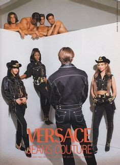 #GianniVersace #Trends #Look #1980s #BoldColors #