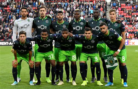 Sporting CP Players Salaries 2019/20 (Weekly Wages)