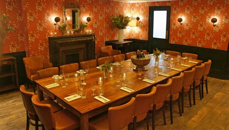 London's Best Private Dining Rooms - Average Joes