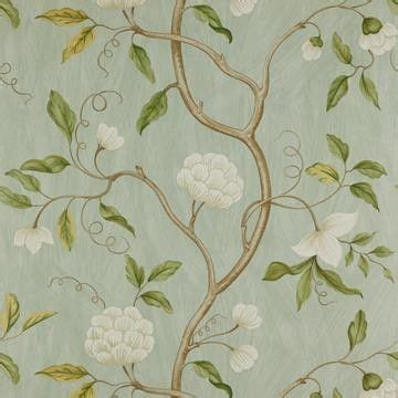Snow Tree tapet från Colefax and Fowler® (CF155-02)   Guld