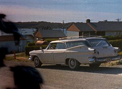 """All the Cars in """"The Birds"""" (1963)"""