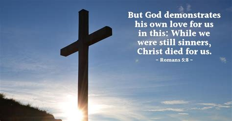 Romans 5:8 — Verse of the Day for 05/08/2016