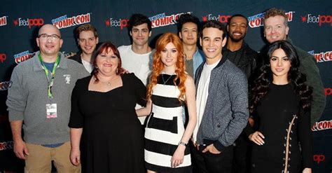 'Shadowhunters' Cast and Crew Hope to Make 'Mortal