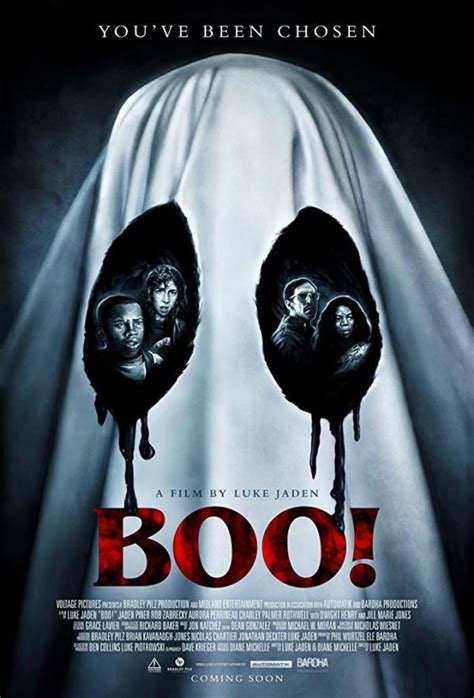 Movie Review - BOO! (2019)