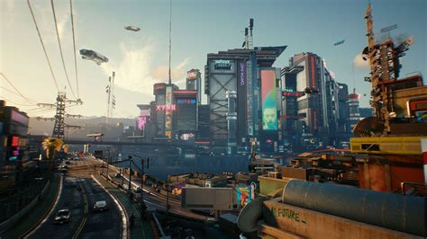 Latest Cyberpunk 2077 Gameplay Takes Us On A Tour Of Night