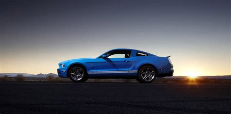 Ford Mustang Shelby GT500 : 2010 | Cartype