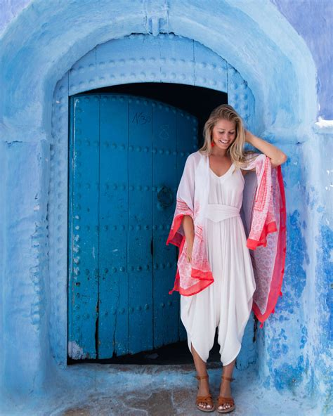 What to Wear in Morocco as a Female Traveler • The Blonde