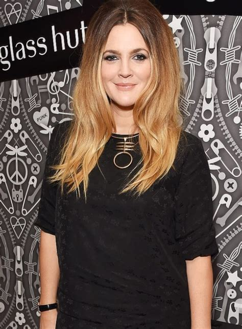 Drew Barrymore weight, height and age
