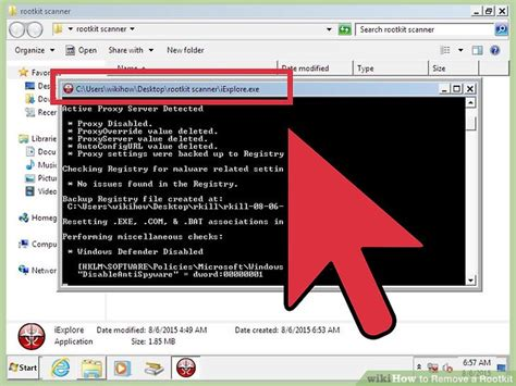 How to Remove a Rootkit (with Pictures) - wikiHow