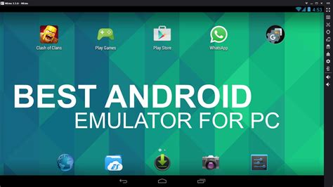 Best Free Android Emulators For PC - Neurogadget