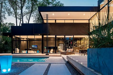 2-storey modern home in Ontario, Canada: Most Beautiful