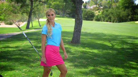 Watch The Sexiest Shots in Golf | Blair O'Neal Shows You