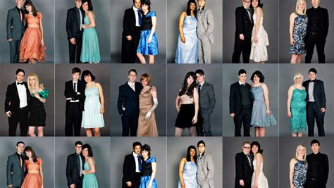 Couples Swap Genders In These Awesomely Awkward Prom Pics