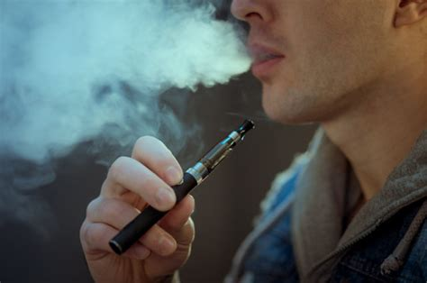 Dangers of vaping: Just 10 puffs on an e-cigarette can
