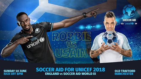 Buy Soccer Aid 2018 match tickets now | Soccer Aid | ITV