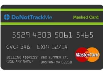 How To Use A 'Fake' Credit Card To Protect Yourself From
