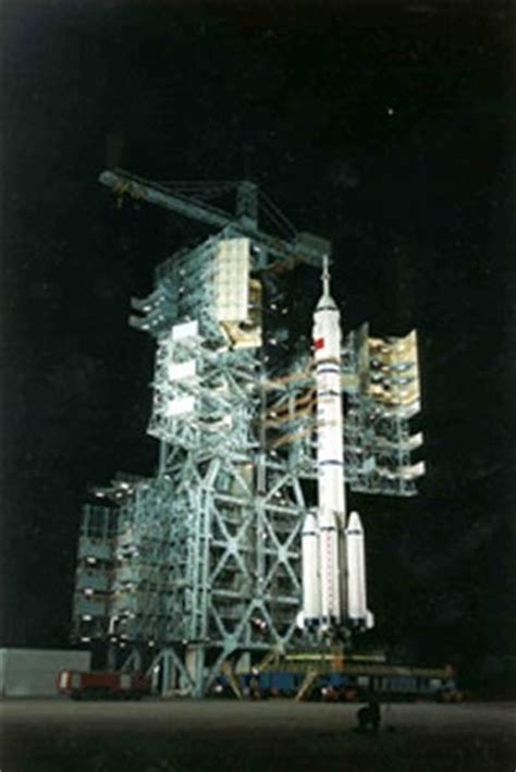 CZ-2F - Chinese Space Launch Vehicle
