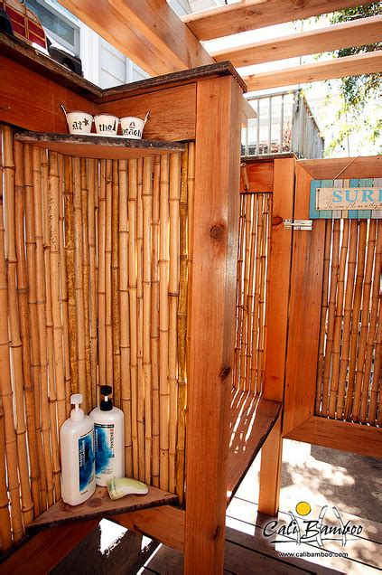 Pin by Cali Bamboo on Bamboo Backyards ☼   Outdoor shower