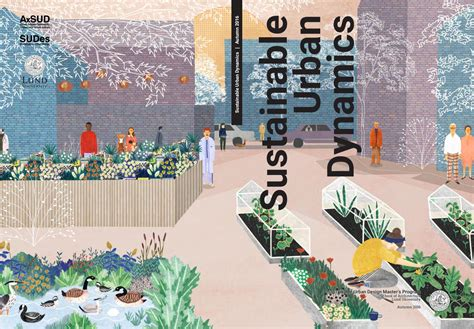 Sustainable Urban Dynamics 2016 by Sustainable Urban