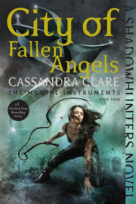 City of Fallen Angels   Book by Cassandra Clare   Official