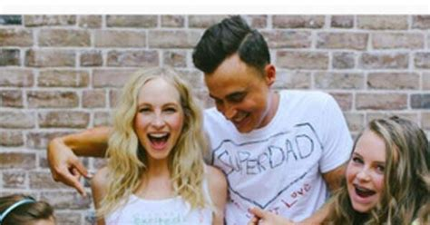 Vampire Diaries Star Candice Accola Is Pregnant! Actress