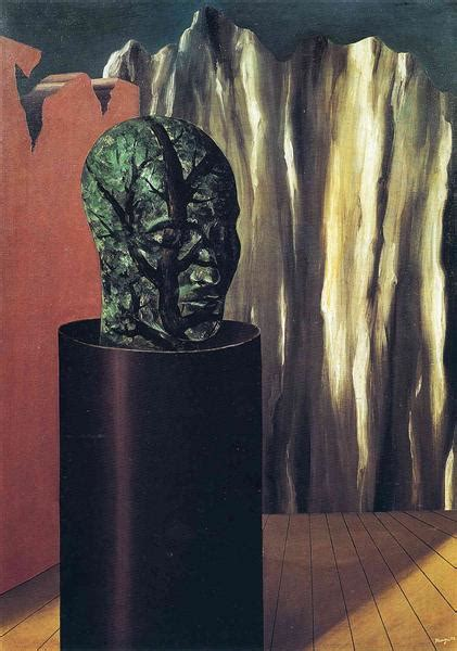 The forest, 1927 - Rene Magritte - WikiArt