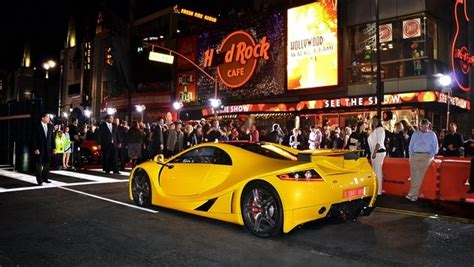 GTA Spano From Need For Speed Movie Up For Sale News - Top