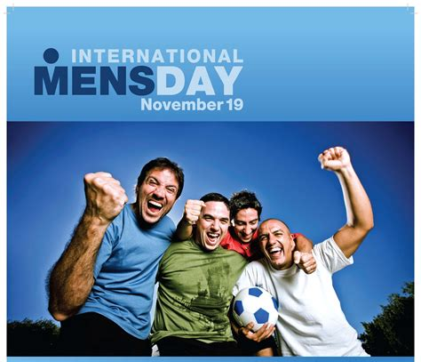 Celebrate International Men's Day 2017 Wishes Quotes SMS