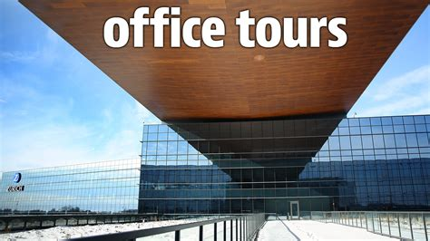 Zurich North America's huge office has walking trails and