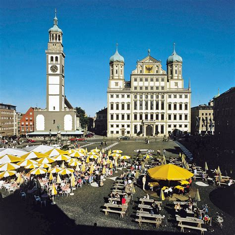 Augsburg Pictures | Photo Gallery of Augsburg - High