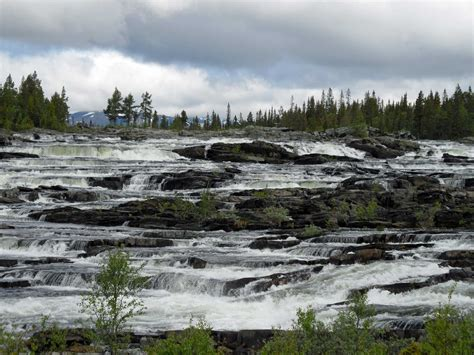 The Wilderness Road In Northern Sweden – Real Wilderness