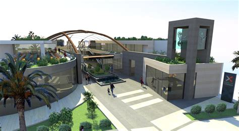 MMgroup Consulting Engineers » Shopping Center Platanias