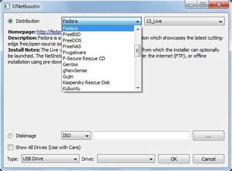 UNetbootin download   SourceForge