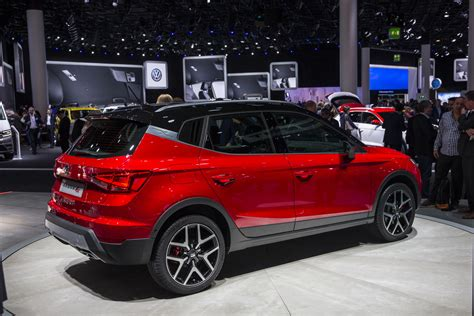 New Seat Arona Priced From £16,555 OTR In The UK