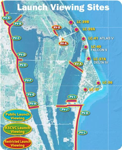 Go to the Kennedy Space Center and see a rocket launch