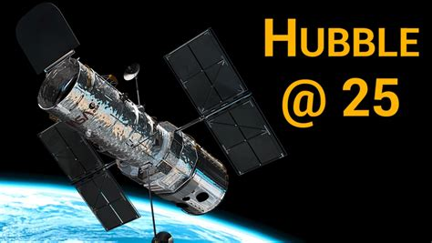 Hubble 25th anniversary: Nasa's greatest discoveries about