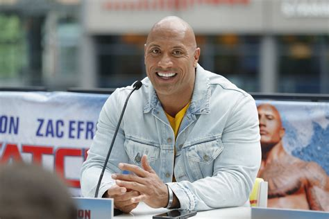Dwayne 'The Rock' Johnson's baby daughter is 'too