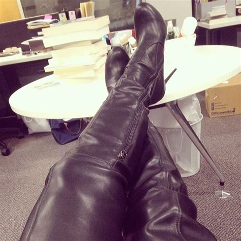 Fashion editor Jasmine's tapping into the thigh-high boot