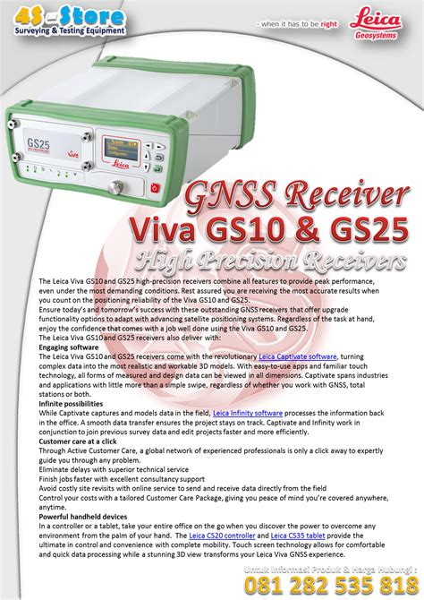 LEICA Geosystem – All Produk – 4S Store Surveying