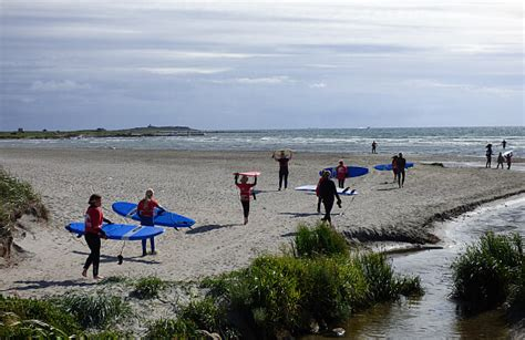 Pg 2 - Sweden in the Summer by the Seashore on the