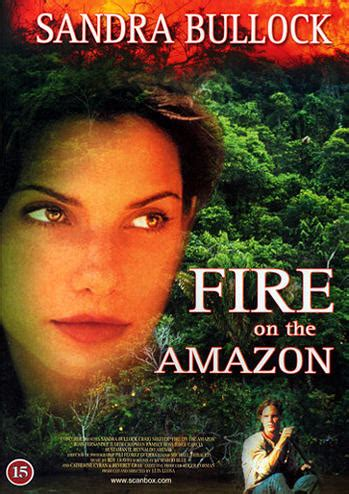 Fire on the Amazon - DVD - Discshop