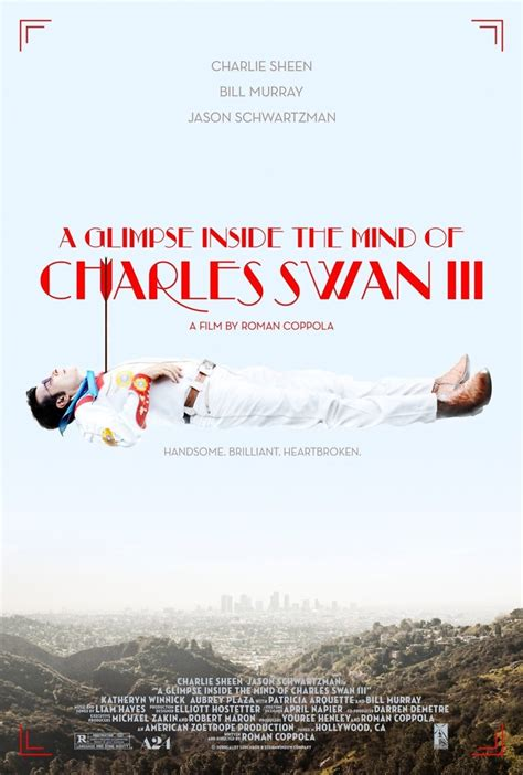 A Glimpse Inside the Mind of Charles Swan III DVD Release