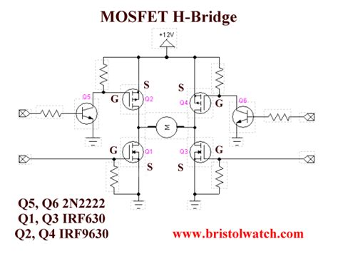P-Channel Power MOSFET Switch Tutorial