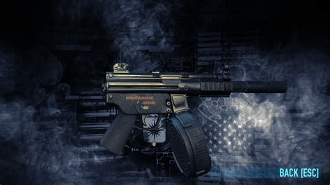Compact-5 (Payday 2)   Payday Wiki   Fandom powered by Wikia