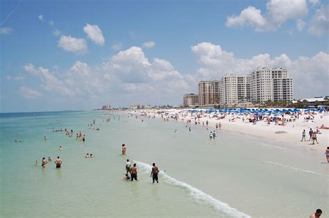Most Striking Clearwater Beaches - World's Exotic Beaches