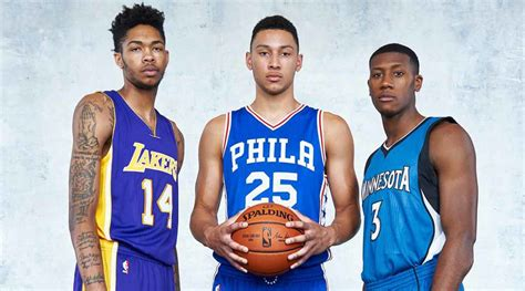 2016 NBA rookie yearbook: Ben Simmons most likely to