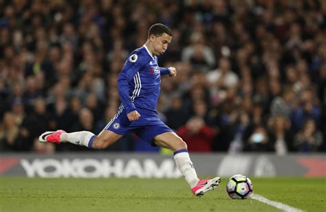 Chelsea star Eden Hazard not affected by Real Madrid