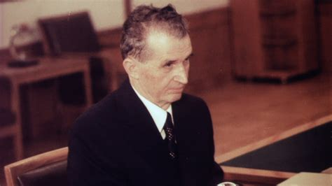 Nicolae Ceausescu   Known people - famous people news and